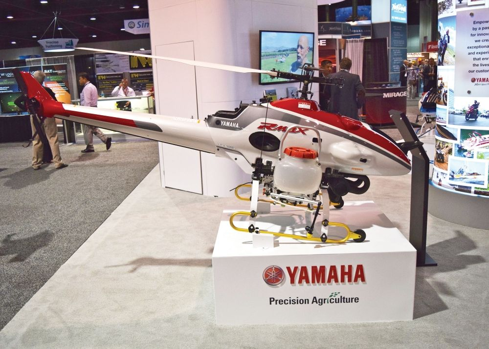 UAS Conference in US Ushers in New Drone Order, Goes \u0027Xponential