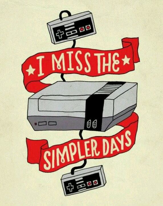 :) nintendo-- oh how i miss these days