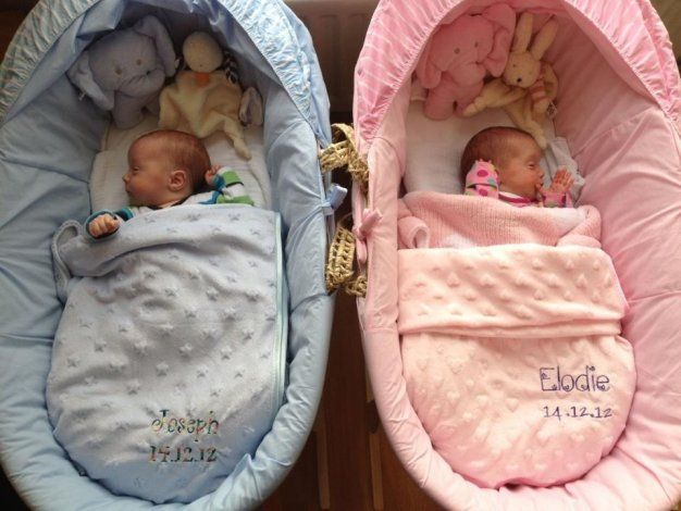 Newborn Baby Girl In Moses Basket Google Search Baby