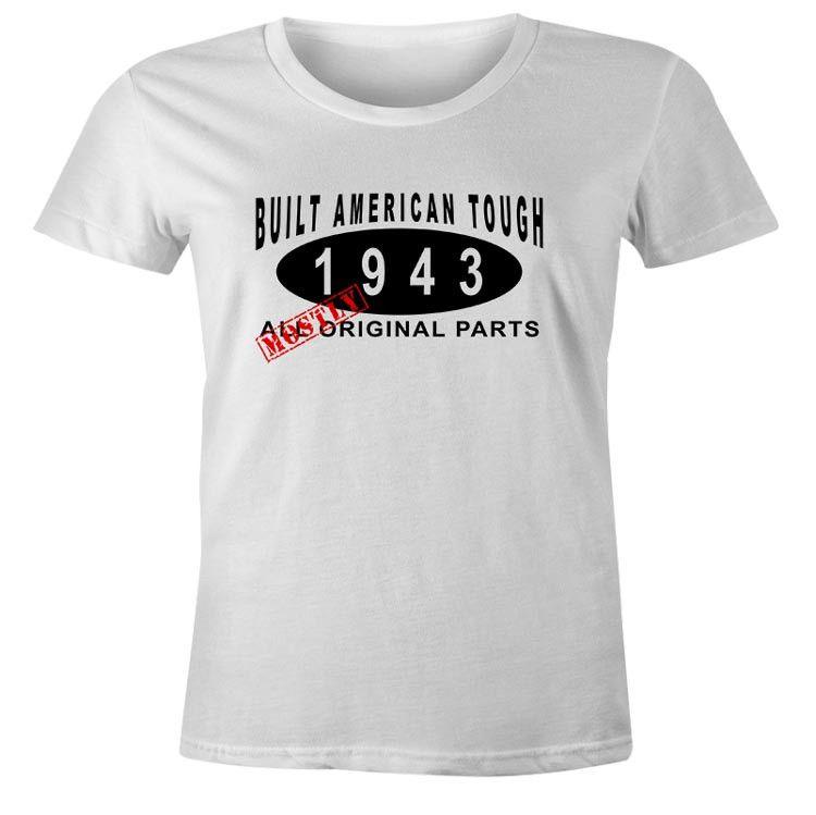 Womens 73rd Birthday T-Shirt
