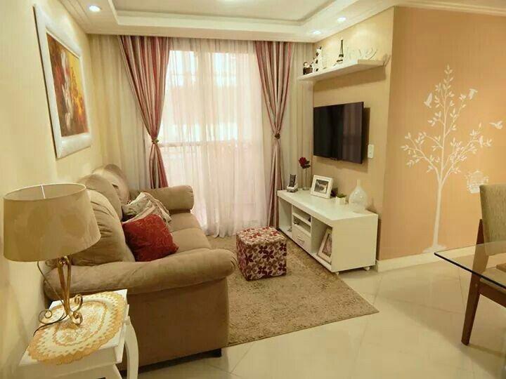 Sala maravilhosa!!
