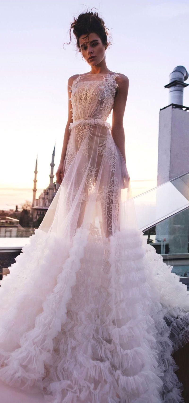 """""""Veilar + Sonis"""" BLAMMO-BIAMO Wedding Dress Inspiration"""