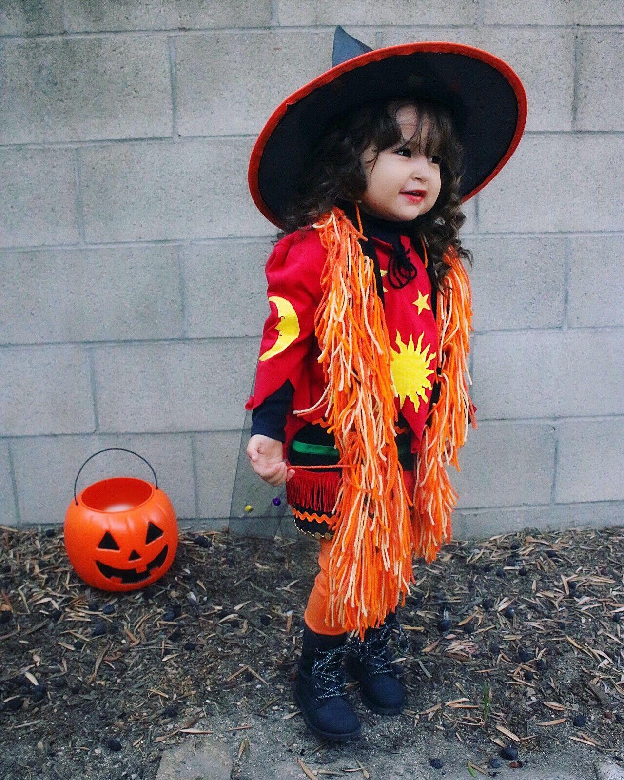 My Daughter S Dani Dennison Costume Handmade