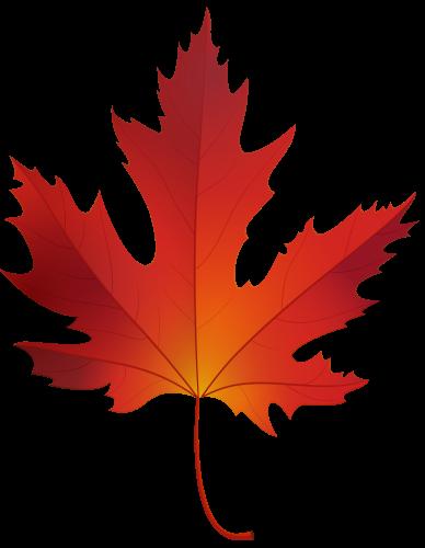 Autumn Maple Leaf Png Clip Art Maple Leaf Art Clip Art Leaf Art