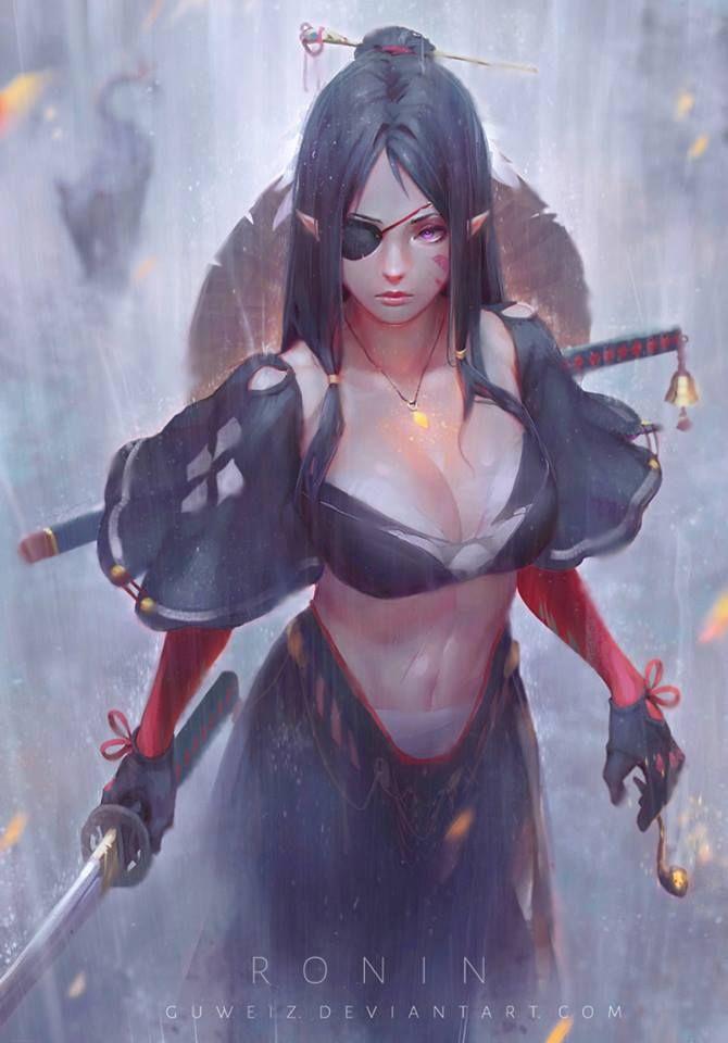 13882631 305384323142034 1754898192504582601 N Jpg 670 960 Design De Personagens De Fantasia Arte Samurai Samurai Feminina