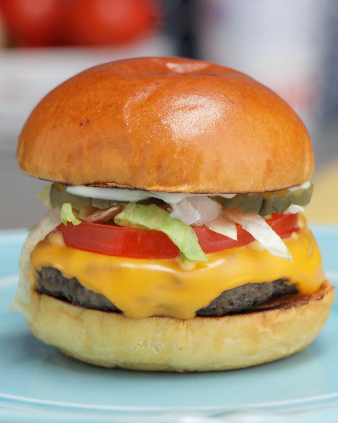 Burger Hack The Classic Signature Slinger Hamburgers Grilled
