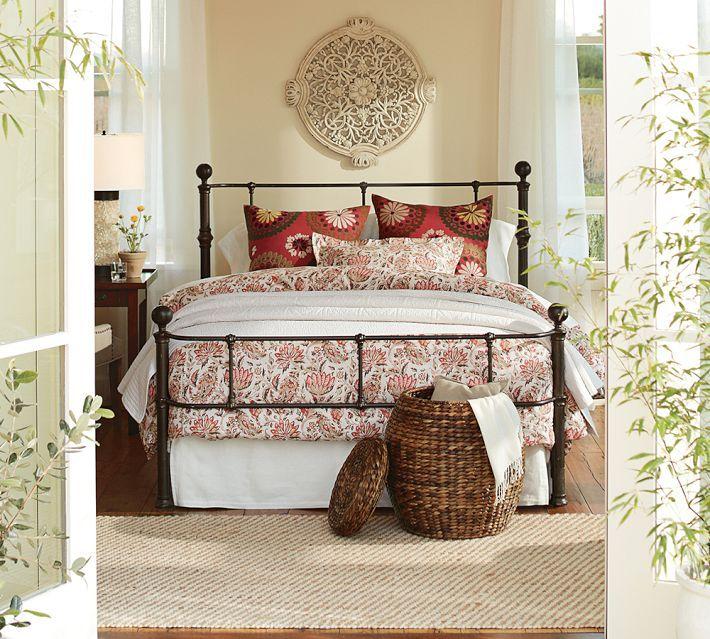 Cómo decorar una cama | Hostal, Depto y Dormitorio