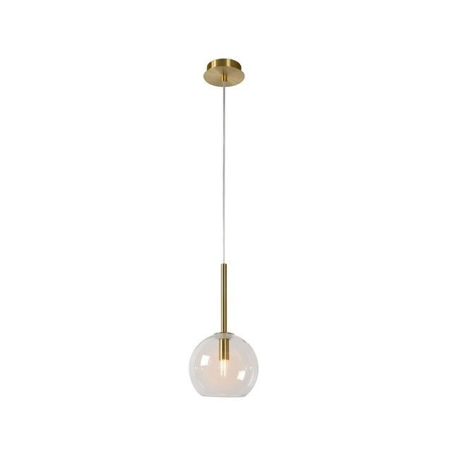 Lampe Suspension Opal Blanche Diam 30 cm House Doctor