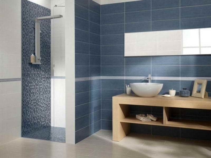 Exceptionnel Bathroom Color Ideas BlueContemporary Bathroom Tile Design Ideas  Contemporary Bathroom BwUkMIw3