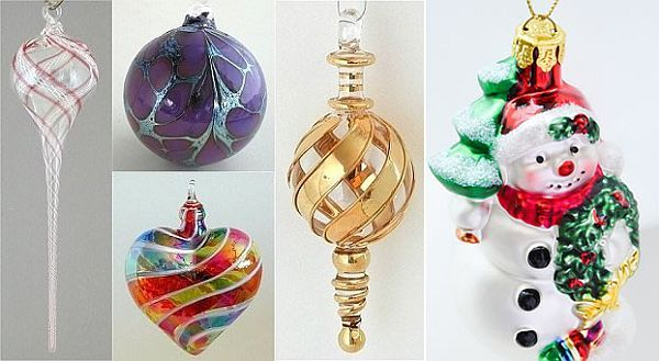 Unique Christmas Ornaments | Hand blown Christmas ornaments Hand blown  unique Christmas ornaments - Unique Hand Blown Christmas Ornaments Designs Pinterest