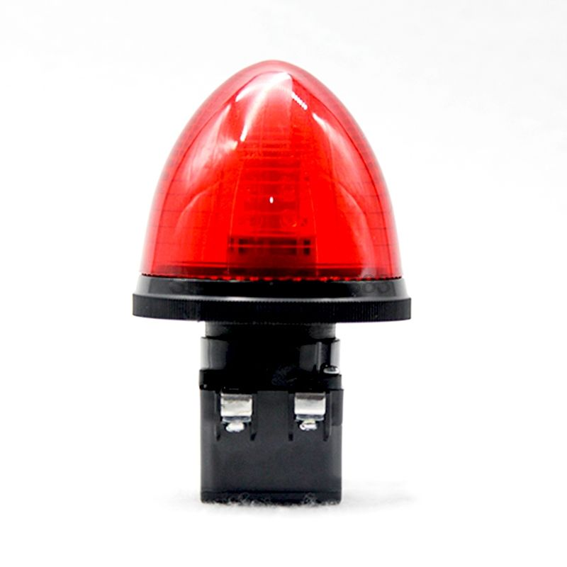 Equipment Signal Warning Light N Tx 12v 24v 220v Indicator Light Led Lamp Small Signal Light Security Alarm Ip30 Home Safety Warning Lights Indicator Lights
