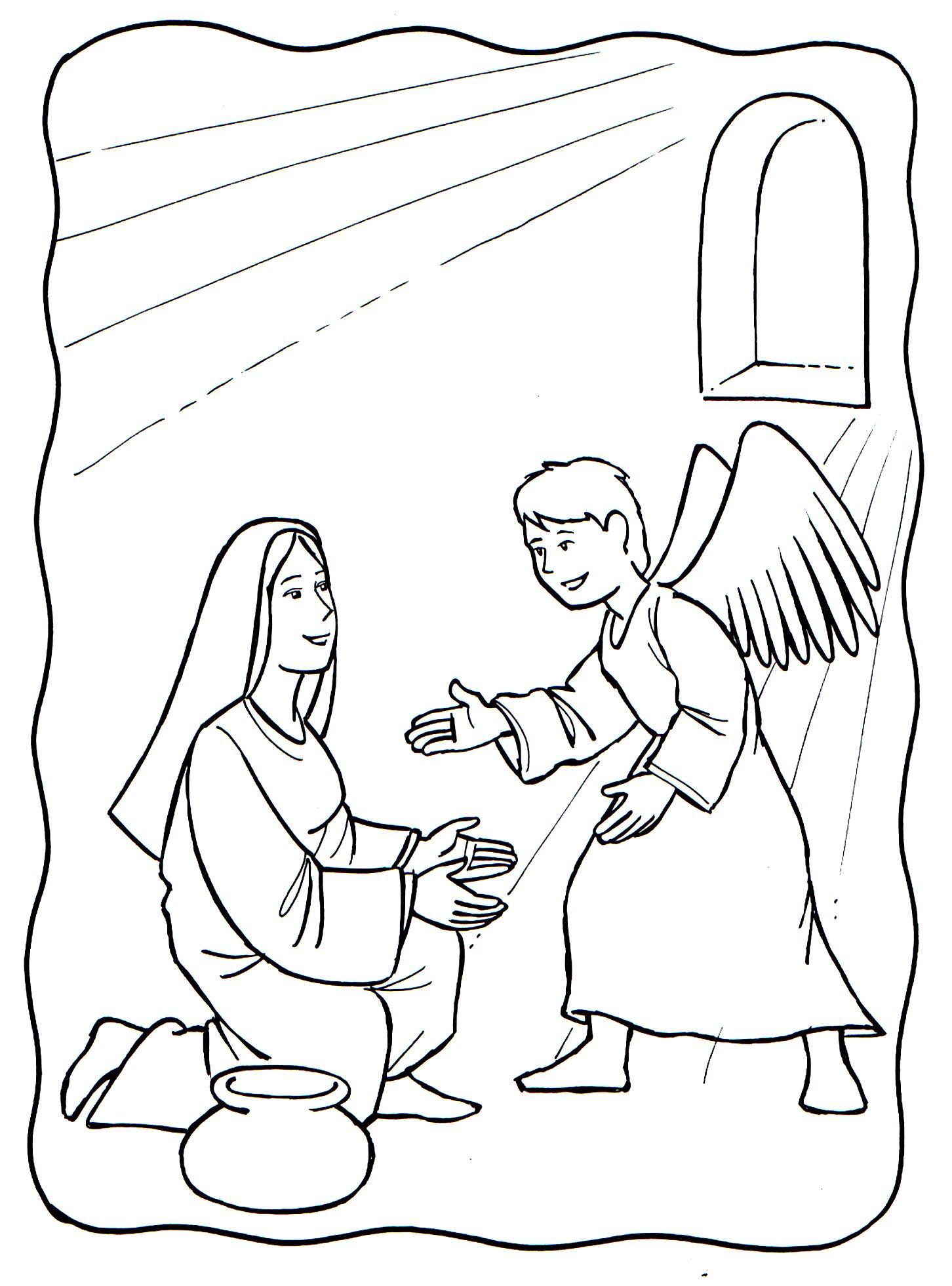 Resultado de imagen para san gabriel arcangel dibujo | Escuela ...