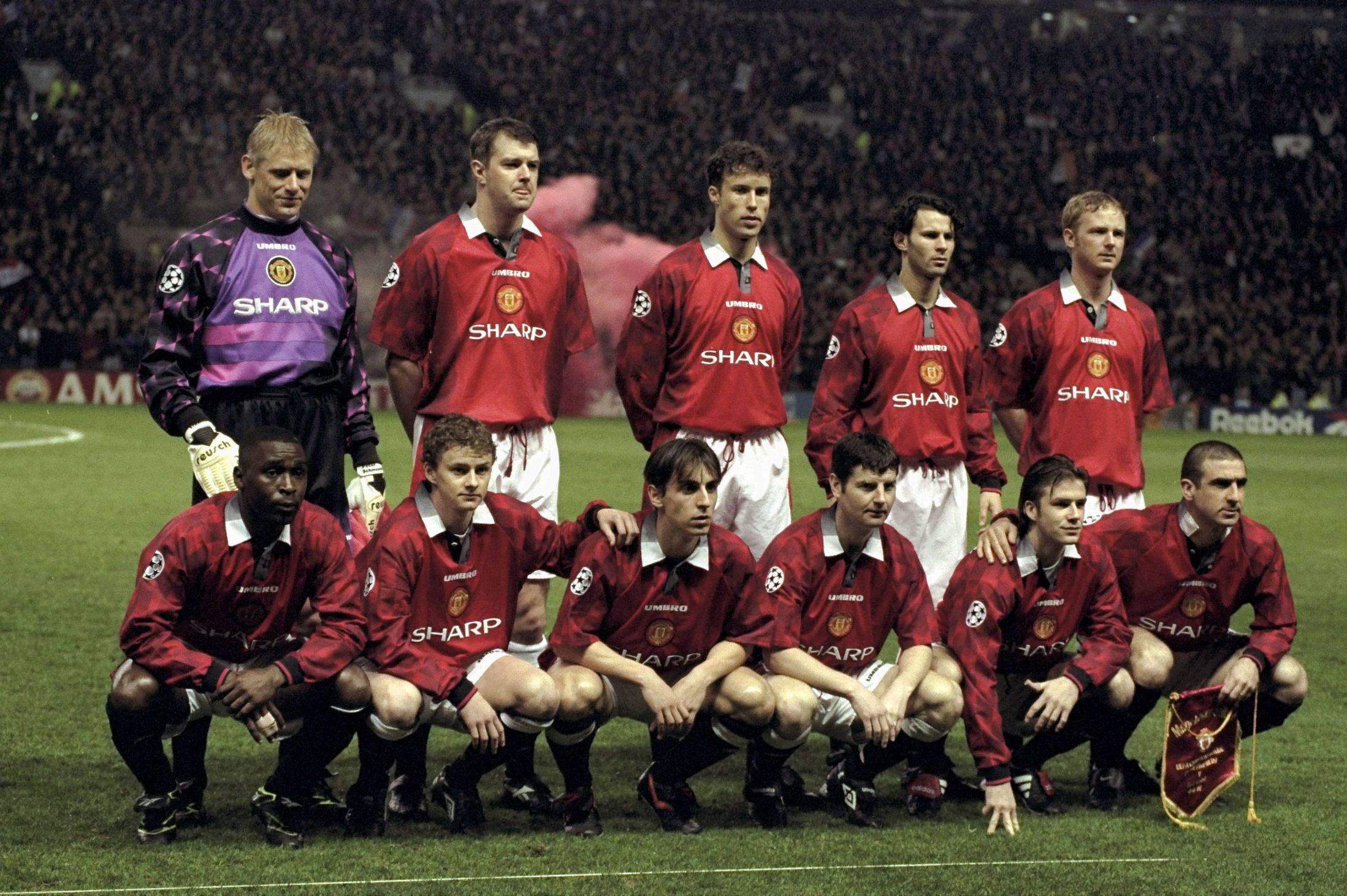 In pictures 50 iconic manchester united images