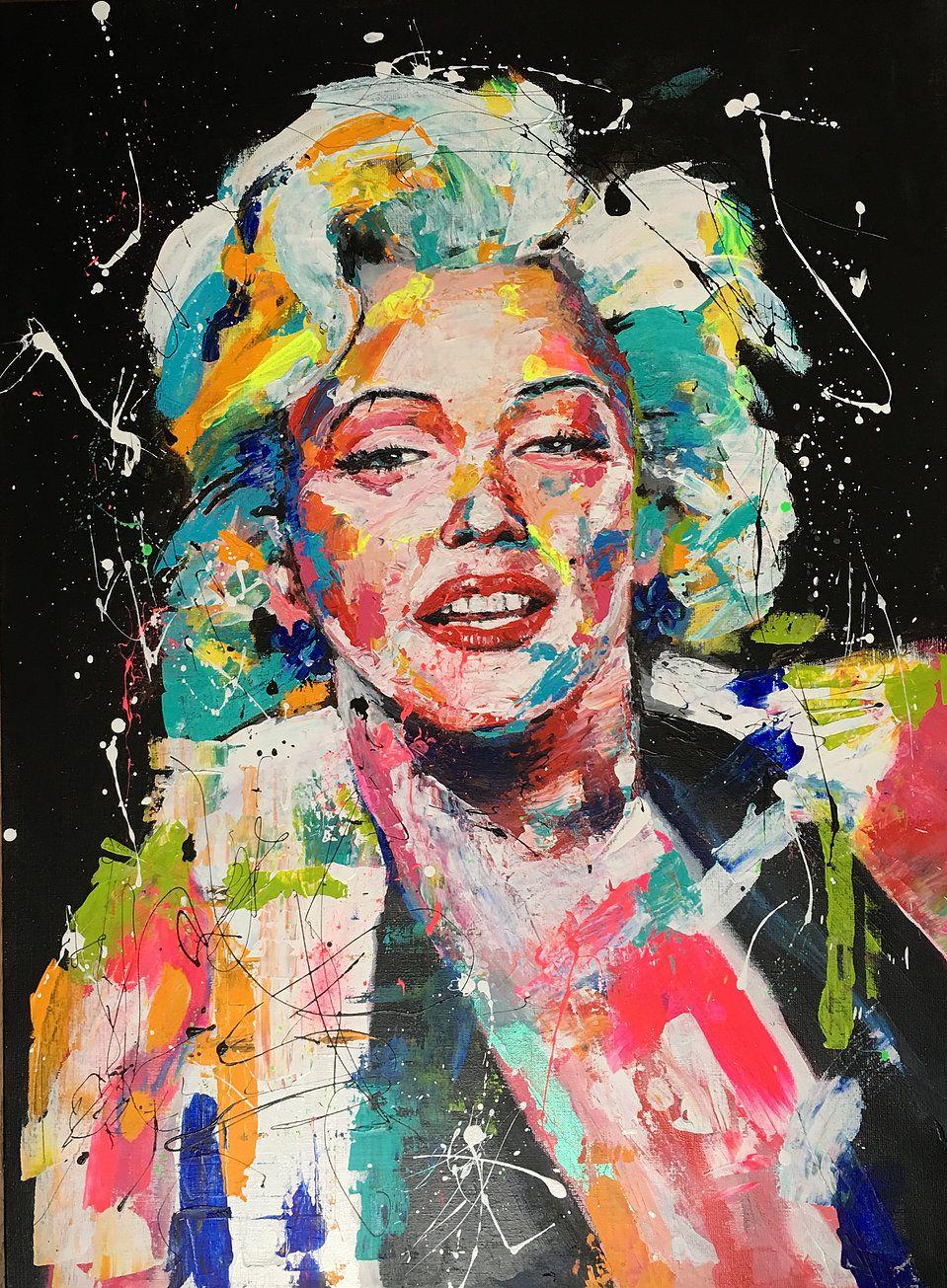 Peinture L Acrylique De Jerome Royer Jerome Royer Aquarelles