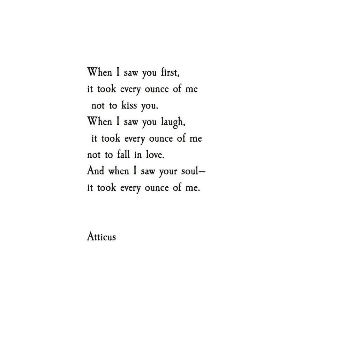 When I First Saw You I Fell In Love Quotes: When I First Saw You...