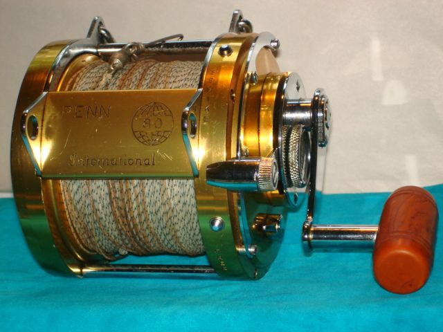 17 best images about vintage big game fishing reels on pinterest, Reel Combo