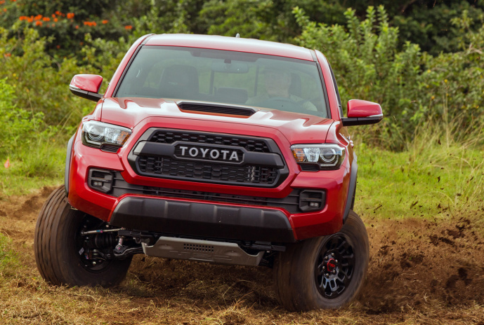 2020 Toyota Tacoma Changes And Price Jacked Up Trucks Toyota Tacoma Trd Pro Toyota Tacoma Trd