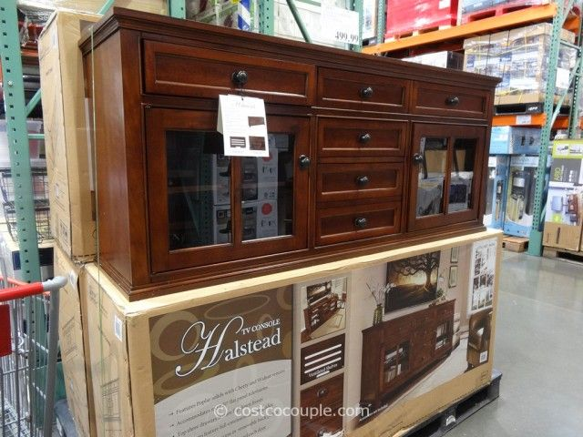 Universal furniture halstead tv console costco dream for Painting with a twist cedar hill tx