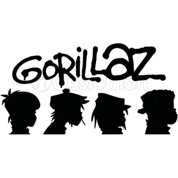 Gorillaz Logo Buscar Con Google Arte De Gorillaz Fondos De Pantalla Beatles Gorillaz