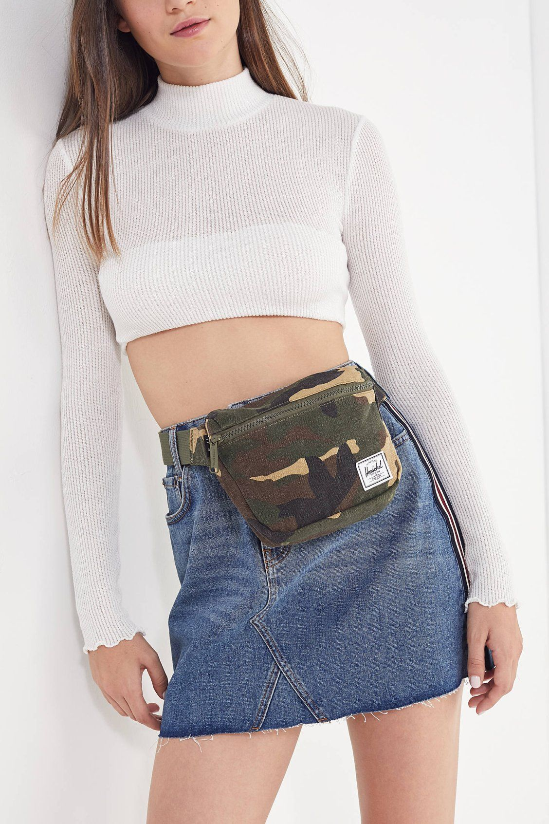 d71e89c33 Herschel Supply Co. Cotton Fifteen Belt Bag   Accessorize   Herschel ...