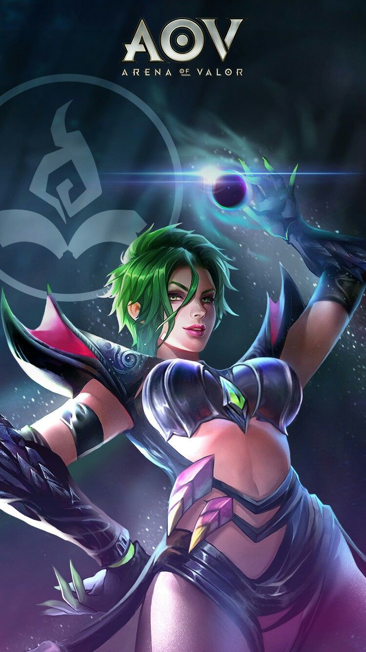 Natalya Arena Of Valor Wallpaper Pinterest Anime Gaming And