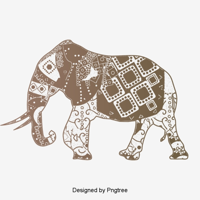 White Elephant Thailand Beast White Elephant Pattern Mythical Animals Thailand White Elephant Png Transparent Clipart Image And Psd File For Free Download Elephant Pattern Mythical Animal Elephant