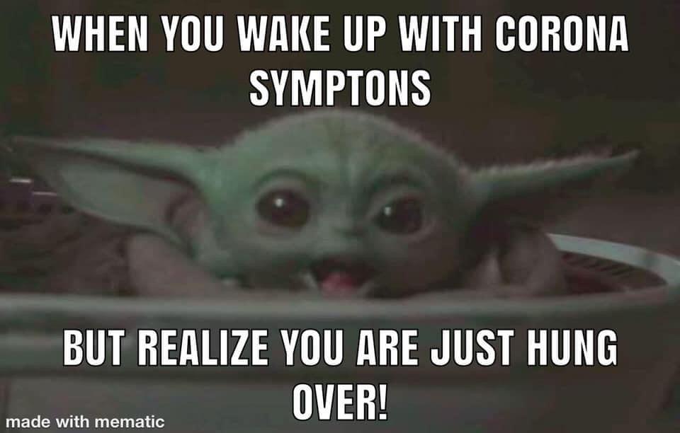 Baby Yoda Yoda Meme Star Wars Humor Yoda