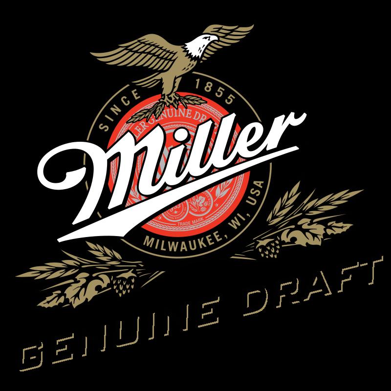Miller Beer Logo Marcas de cerveja, Rotulos de cerveja