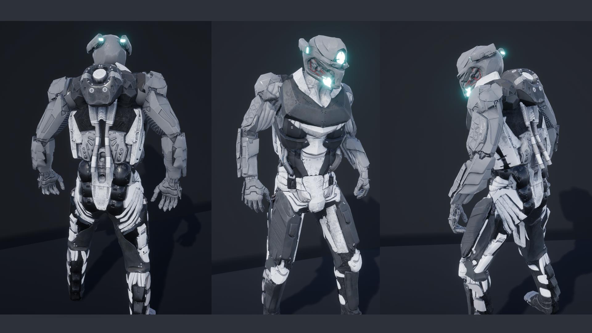 33+ Cyborgsoldier information