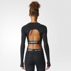 adidas Techfit Crop Top | Fitness kleidung