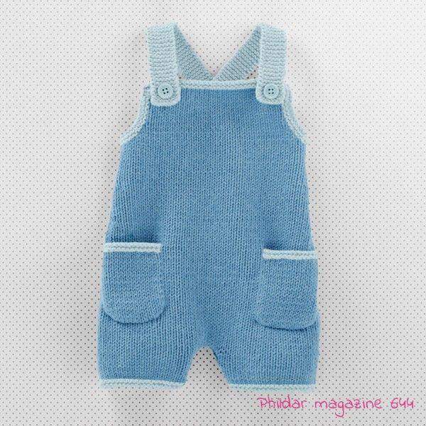 Phildar No.644 Baby special - Wolplein.nl