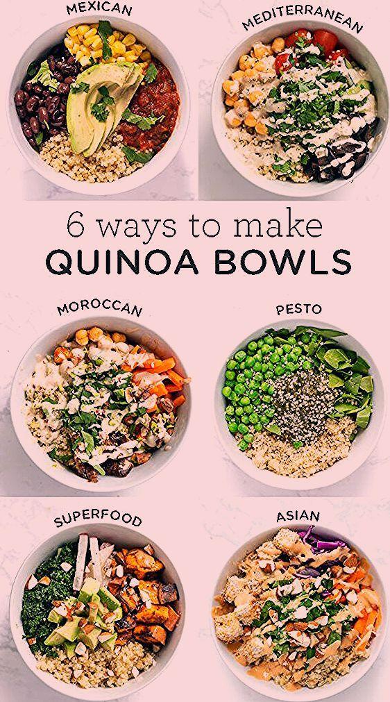 Photo of Healthy Quinoa Bowls: 6 Delicious Ways – Simply Quinoa