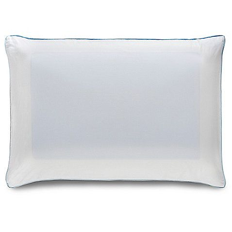 Wake Up Refreshed And Ready To Take On The Day With The Tempur Pedic Tempur Cloud Breeze Dual Cooling Pillow Constructed Of Fo Best Pillow Tempurpedic Pillows