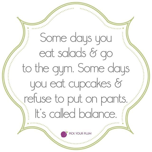Right. Balance. That's what the kids are calling it these days. #icandobalance #butmostlyicandocupcakesandnopants #PYPbellylaughs #pickyourplum #funnyquotes #cleanhumor Follow @PickYourPlum on IG for more laughs! Fun times over on www.pickyourplum.com True deals, fast shipping and unique products.