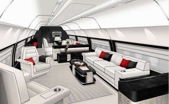 Aircraft Interior Design Google Search