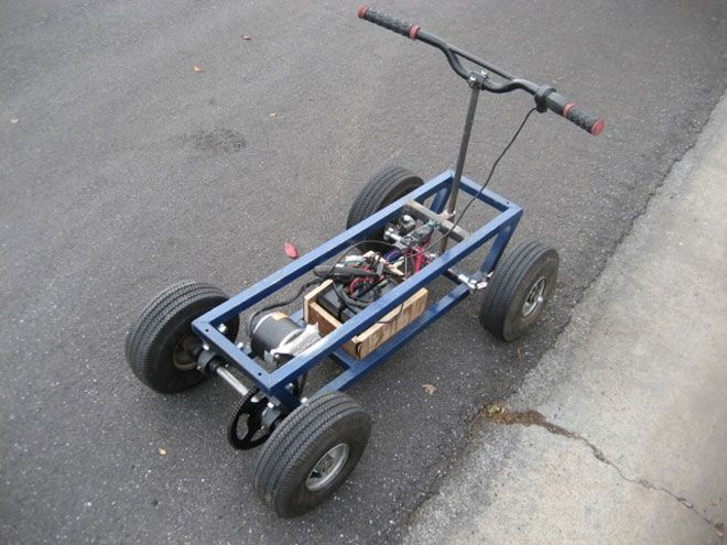 Go Kart Makers Gone Wild Radio Flyer Wagons Radio