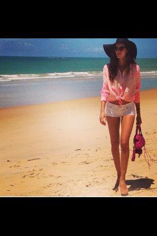 El verano ya ha llegado, y con él los paseos por la playa