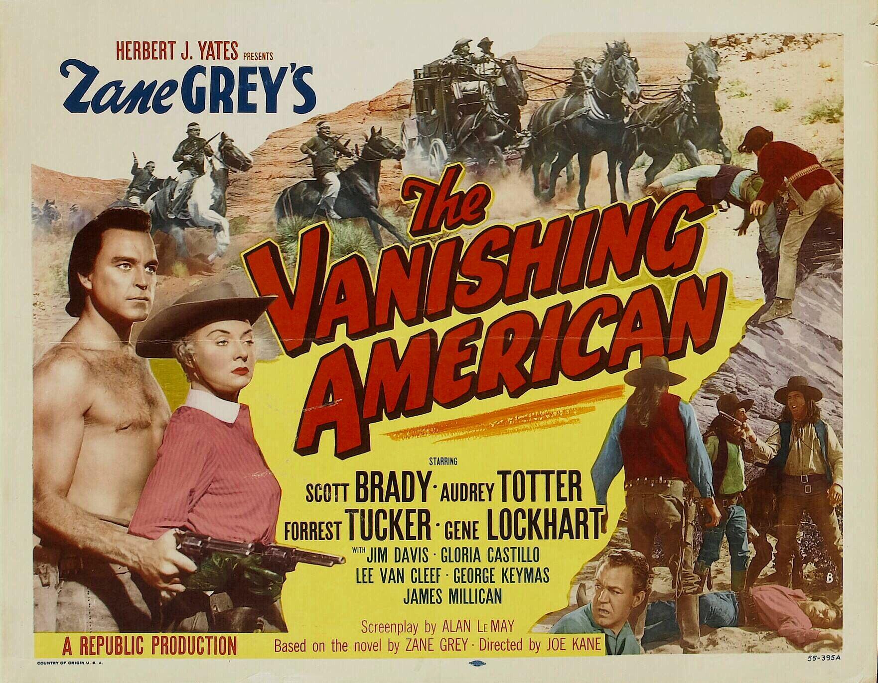 The Vanishing American – Joe Kane – 1957