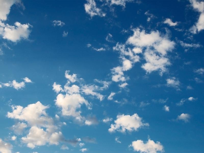 Fluffy Clouds Free Sky Texture Sky Textures Sky Overlays Cloud Texture