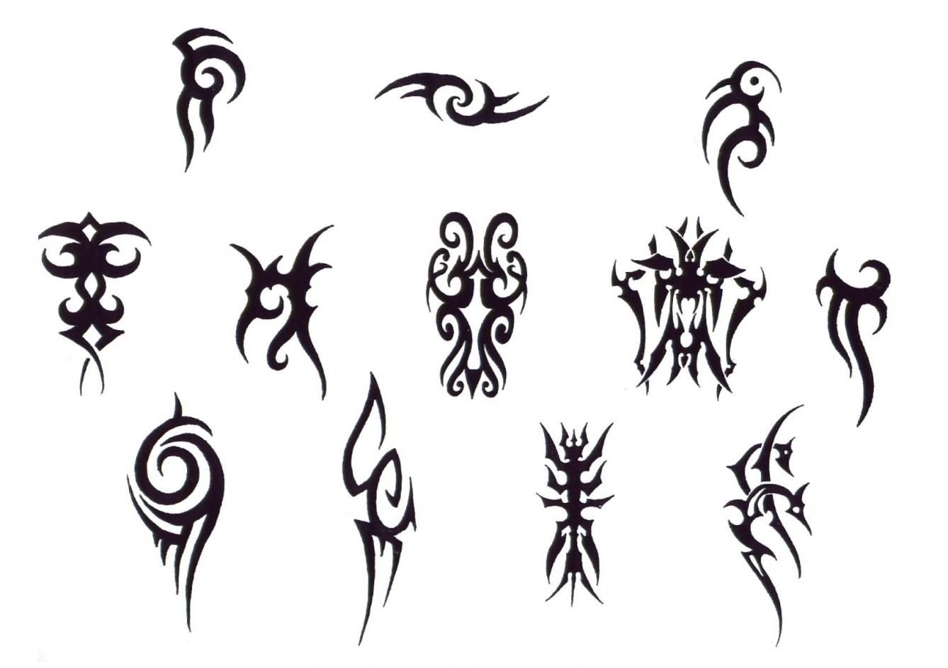 Simple Tattoos For Men Small Tribal Tattoos Simple Tribal Tattoos Tribal Tattoo Designs