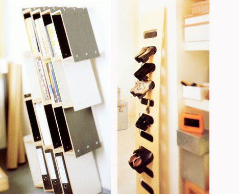 Schuhregal shoe storage