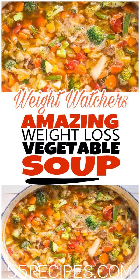 19 Weight Watchers Soup Recipes with Smartpoints - Easy WW Freestyle