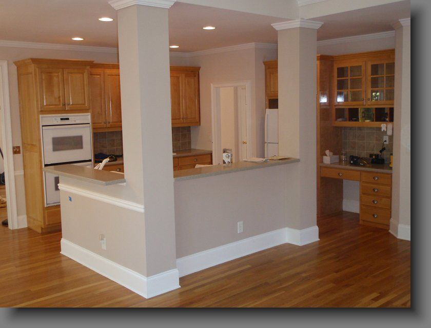 Kitchen Arch Bar Designs Traditional Wooden Kitchen And Colonial