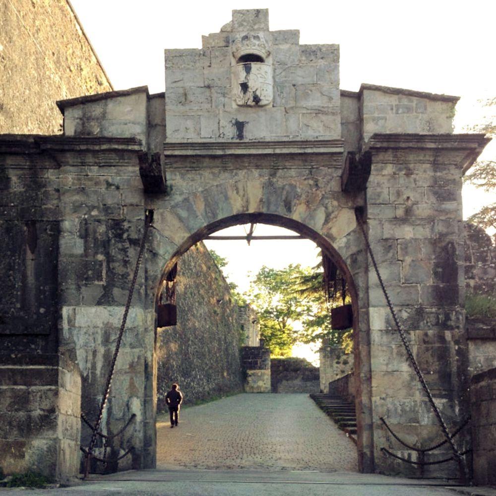 La puerta de tus sueños - Portal de Francia en Pamplona