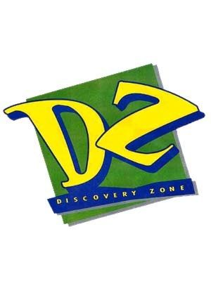 Discovery Zone - this place was the most coolest place ever!!!