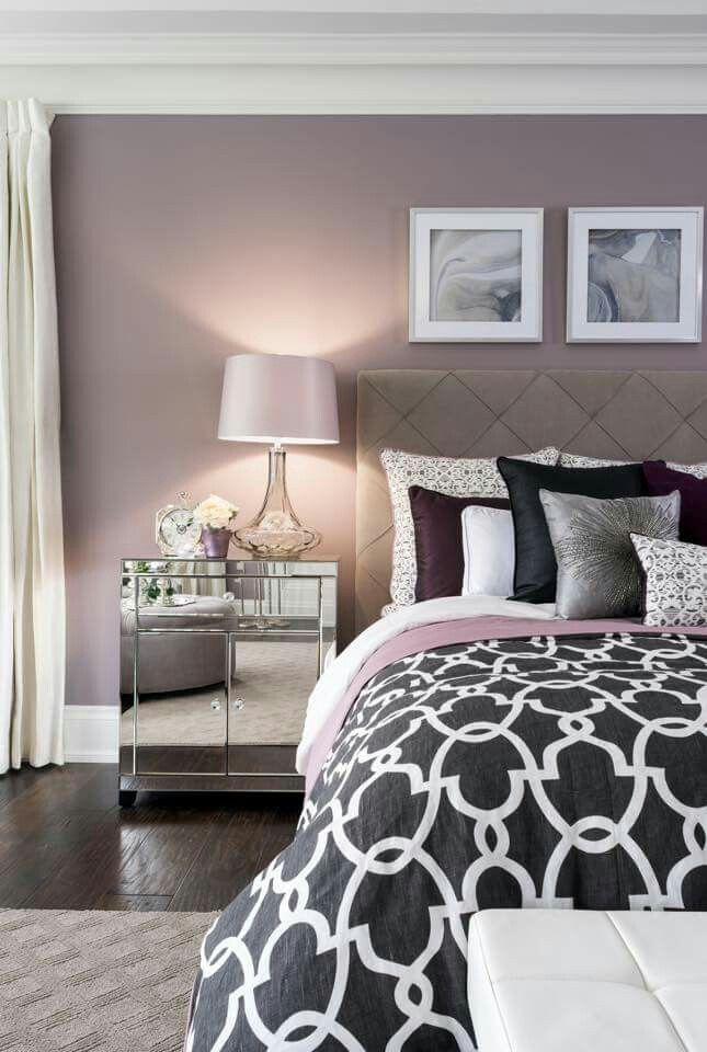 high contrast apartment makeover deco chambre id e d co chambre rh pinterest fr