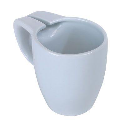 Tasse à Thé - Tarifs sur devis (contact@objetpubenligne.com) -  TO787539 Tasse céramique Multi Handler avec suspension pratique pour le sachet de thé dans la hanse – peut aussi tenir une cuillère – contenu d´environ 300ml emballage cadeau Céramique . Taille de larticle : Ø8 x 10 cm, poid net : 0,375 kg, poid brut : 0,435 kg . Marquage : transfert: 20 x 40mm, transfert: 25 x 10 mm . Colisage : 20, 56 x 32 x 27 cm . Couleurs disponibles : blanc