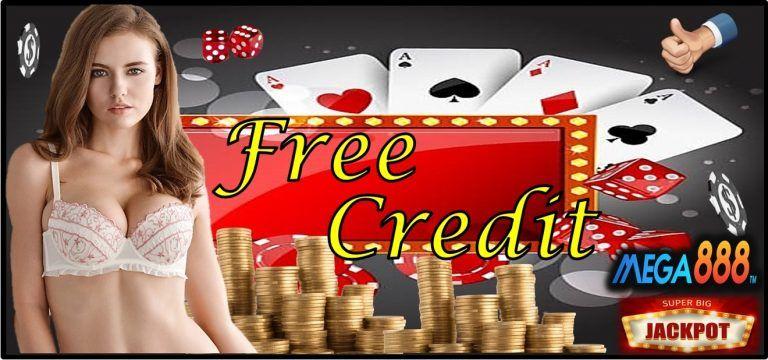 Free Credit Casino 2018 | MEGA888 Register - MEGA888 Download APK Android and iOS…