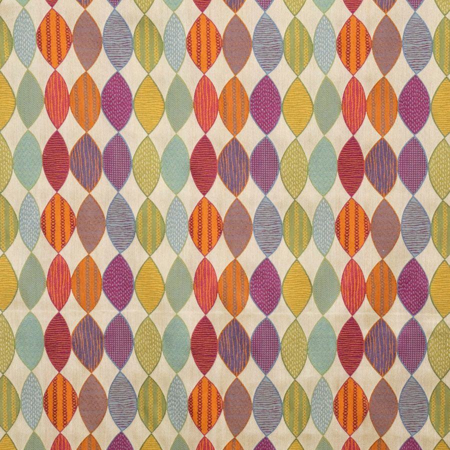 S. Harris pattern Isis in color Carnival. #ColorTrend #RadiantOrchid