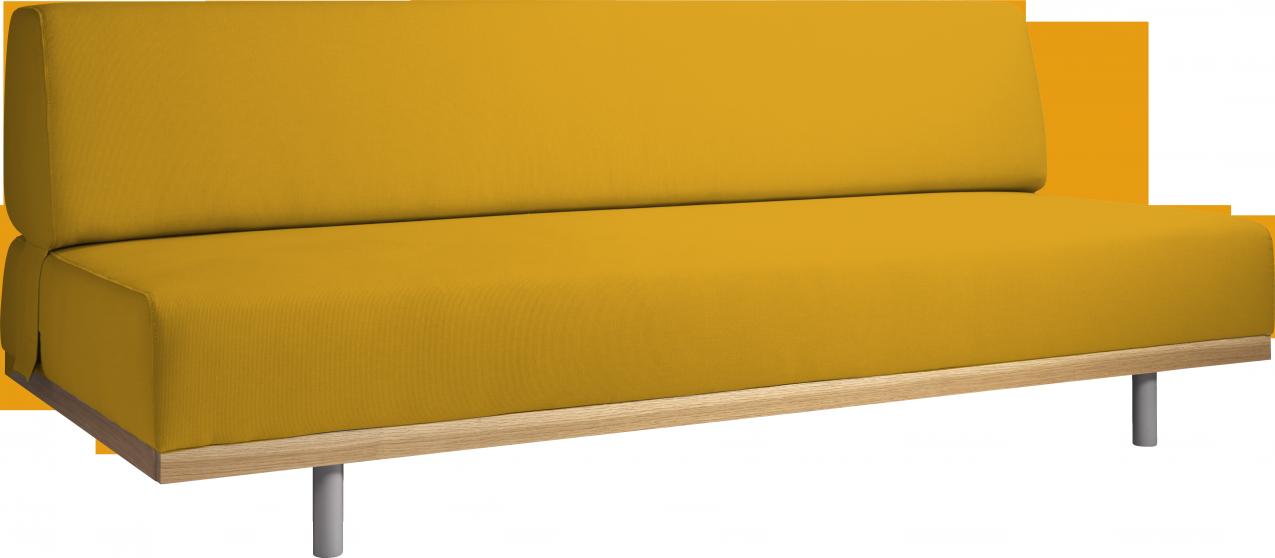 FIFTIES canapé-lit 3 places en tissu - Habitat | objets d\'art ...